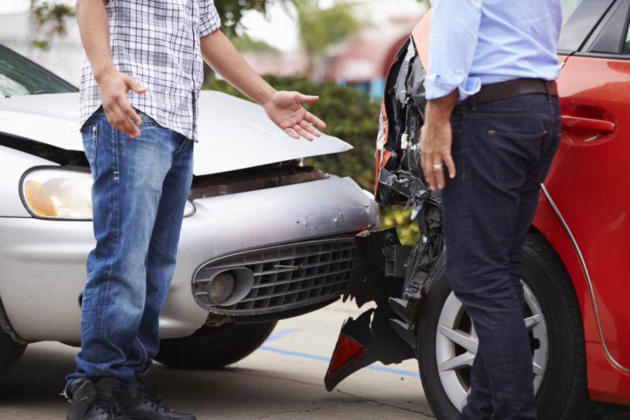 What NOT To Do After A Car Accident shamieh law