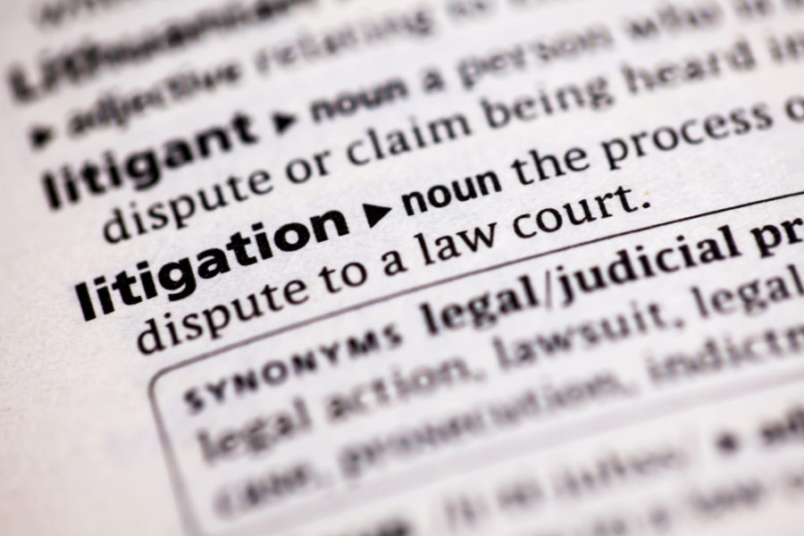 Important Litigation Terms you Need to Know - Shamieh Law