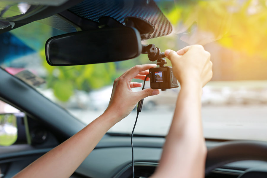 How a Dash Cam Can Help You in Your Car Wreck Case - Shamieh Law