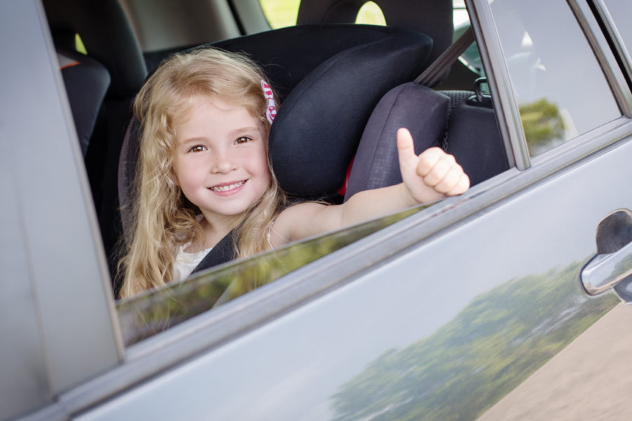 What Happens if Your Child is Hurt in a Car Wreck? - Shamieh Law