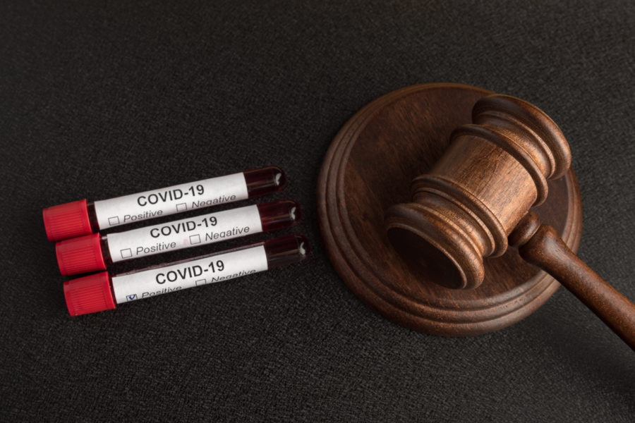 The Number of Virus Lawsuits Continues to Grow - Shamieh Law