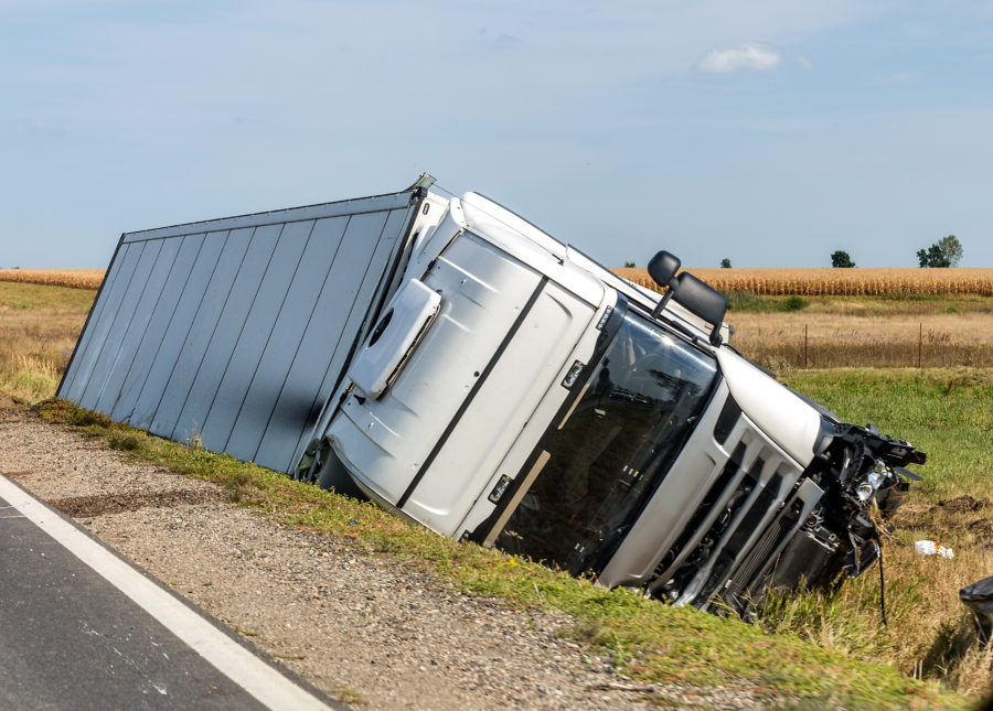 What You Should Know About Truck Accidents - Shamieh Law