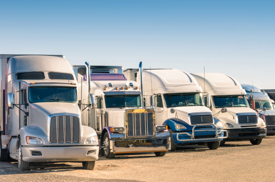 The Growing Number of Commercial Trucks - Shamieh Law