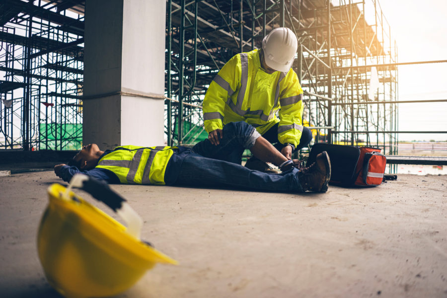 What You Should Know About Construction Accidents - Shamieh Law