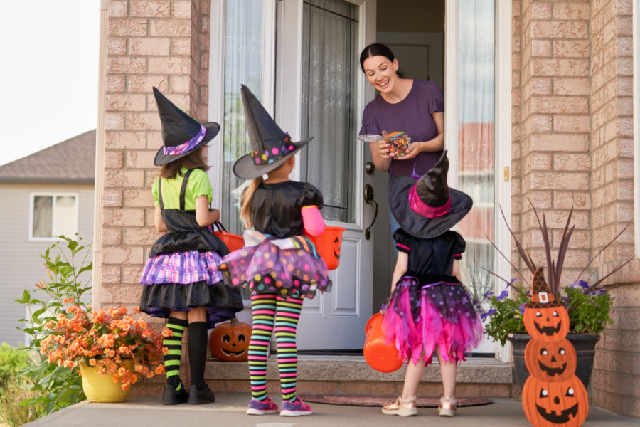 Common Halloween Accidents to Avoid - Shamieh Law