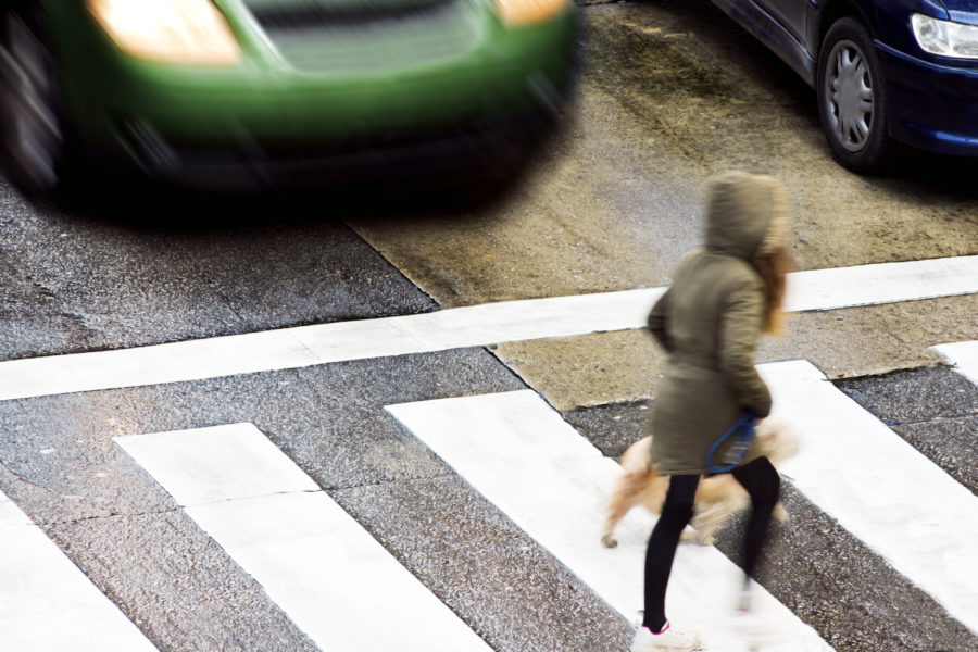 Pedestrian Accidents and Daylight Saving Time - Shamieh Law