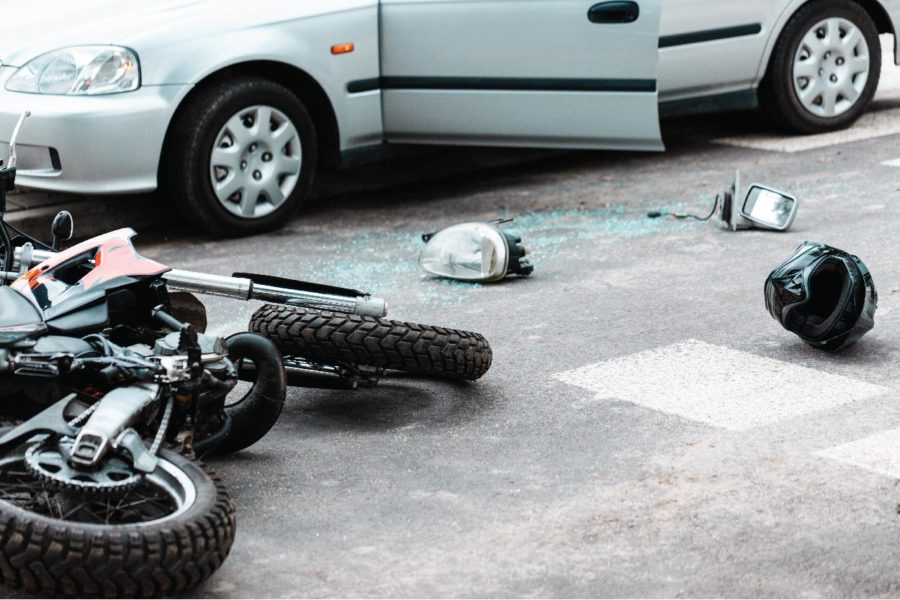 motorcycle accident negotiations